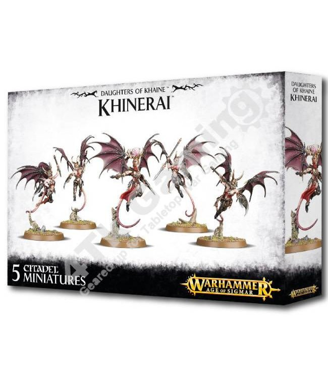 Age Of Sigmar Daughters Of Khaine Khinerai