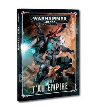 Warhammer 40000 Codex: TAU Empire (Hb)