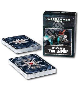 Warhammer 40000 Datacards : T'Au Empire