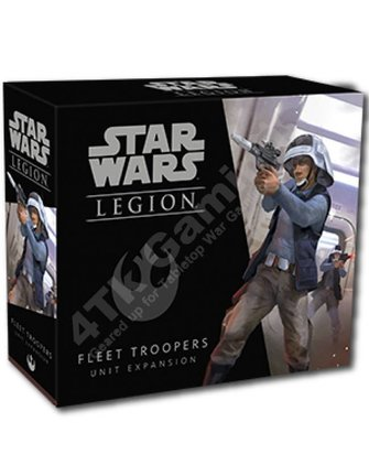 Star Wars Legion Fleet Troopers Unit: Star Wars: Legion