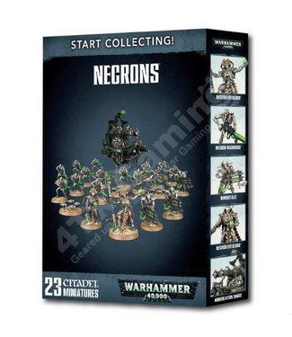 Warhammer 40000 Start Collecting! Necrons