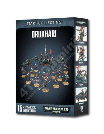 Warhammer 40000 Start Collecting: Drukhari
