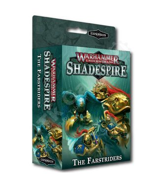 Shadespire Wh Underworlds: The Farstriders