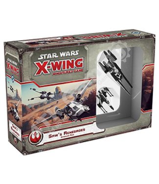 Star Wars X-Wing *Saw's Renegades Expansion Pack