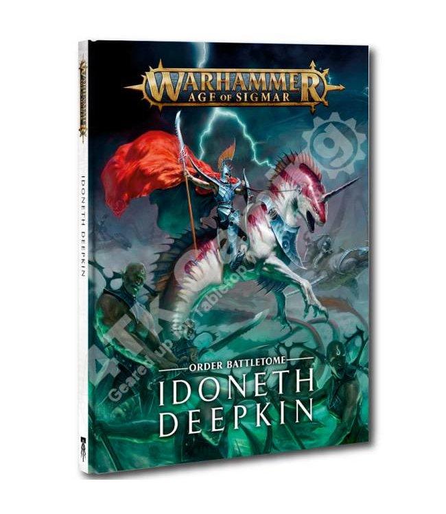 Age Of Sigmar Battletome: Idoneth Deepkin (Hb)