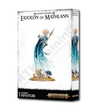 Age Of Sigmar Idoneth Deepkin: Eidolon Of Mathlann