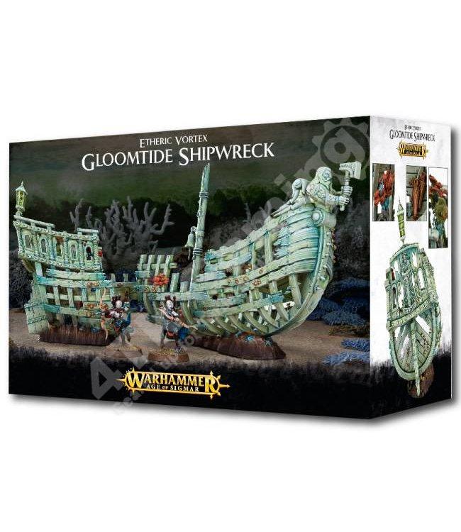 Age Of Sigmar Etheric Vortex: Gloomtide Shipwreck