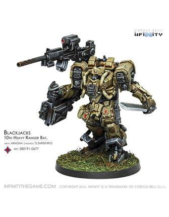 Infinity Blackjacks, 10th Heavy Ranger Bat. (AP HMG)