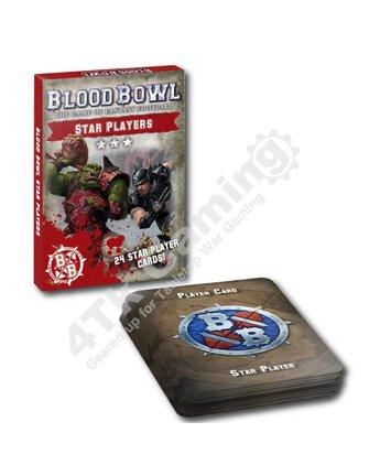 Blood Bowl Blood Bowl: Star Players Card Deck (Eng)