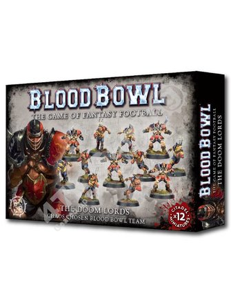 Blood Bowl Blood Bowl: The Doom Lords