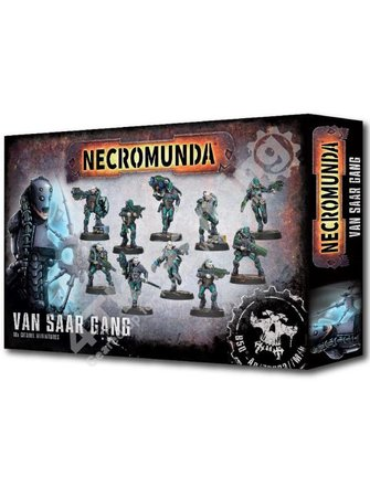 Necromunda Necromunda: Van Saar Gang