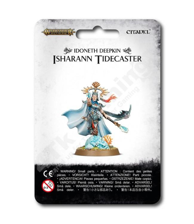 Age Of Sigmar ~ Idoneth Deepkin: Isharann Tidecaster