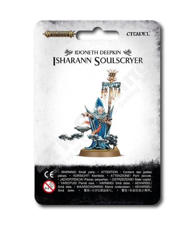 Age Of Sigmar ~ Idoneth Deepkin: Isharann Soulscryer