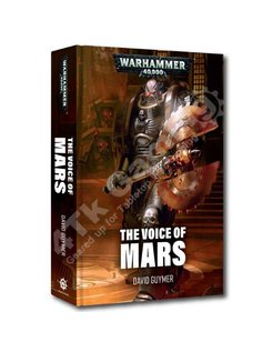 The Voice Of Mars (Hb)