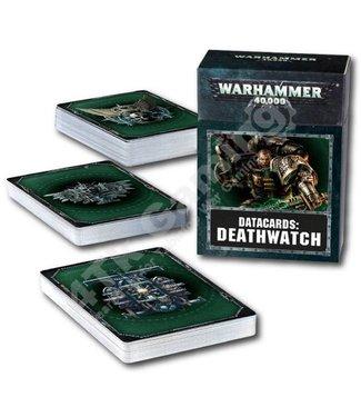 Warhammer 40000 Datacards: Deathwatch