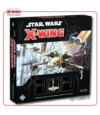 Star Wars X-Wing Star Wars X-Wing Core Set Second Edition