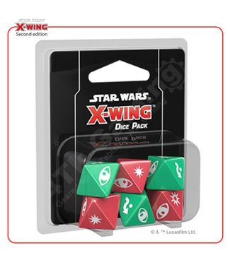 Star Wars X-Wing Star Wars X-Wing: Dice Pack