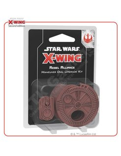 Star Wars X-Wing: Rebel Alliance Maneuver Dial Upgrade Kit