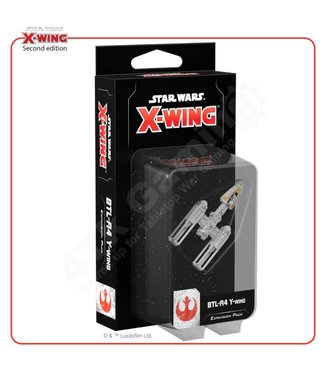 Star Wars X-Wing Star Wars X-Wing: BTL-A4 Y-Wing Expansion Pack