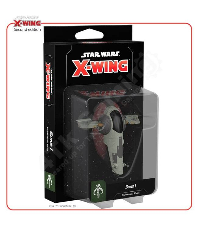Star Wars X-Wing Star Wars X-Wing: Slave I Expansion Pack