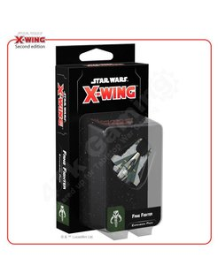 Star Wars X-Wing: Fang Fighter Expansion Pack
