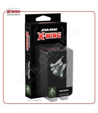 Star Wars X-Wing Star Wars X-Wing: Fang Fighter Expansion Pack