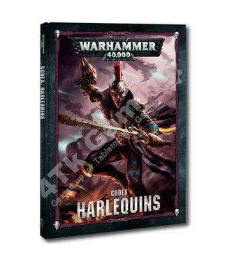 Warhammer 40000 Codex: Harlequins (Hb)
