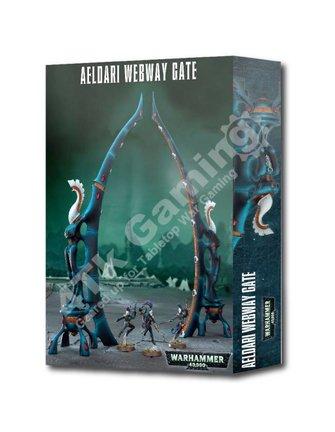 Warhammer 40000 Aeldari Webway Gate