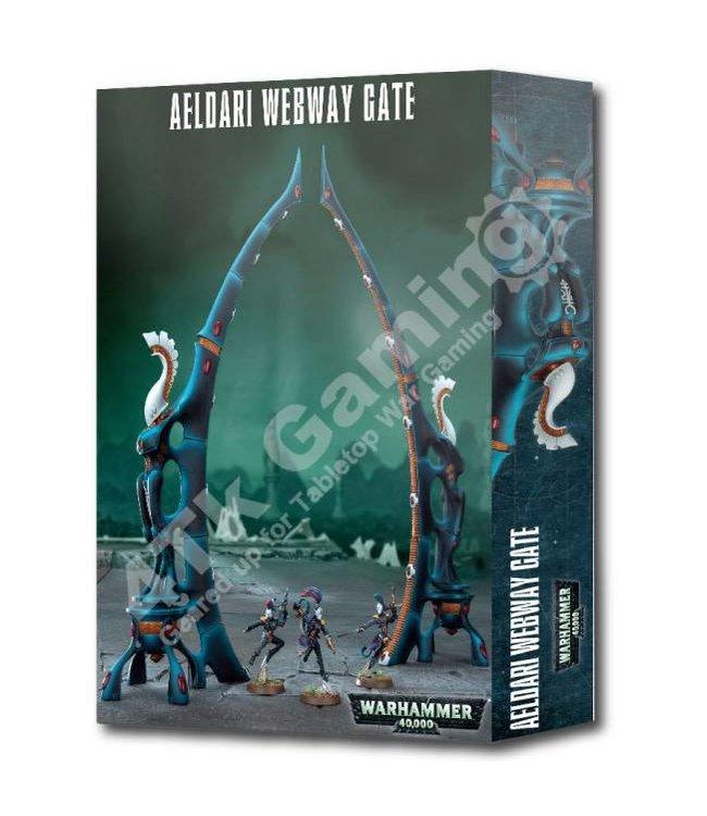 Warhammer 40000 #Aeldari Webway Gate
