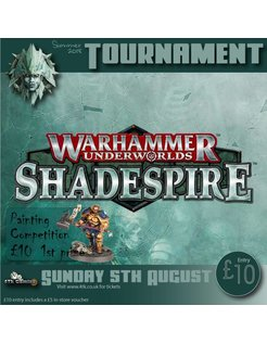 Shadespire - Summer Tournament (5th August 2018)