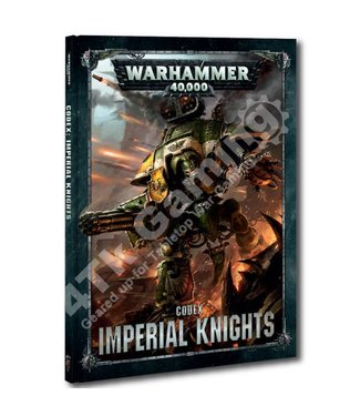 Warhammer 40000 Codex: Imperial Knights (Hb)