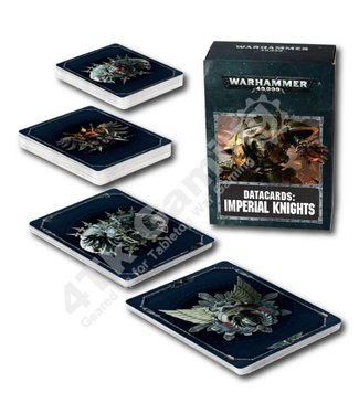 Warhammer 40000 Datacards: Imperial Knights