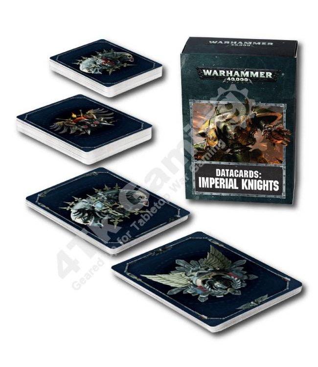 Warhammer 40000 Datacards: Imperial Knights
