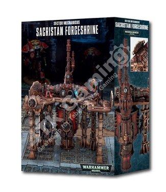 Warhammer 40000 Sector Mechanicus: Sacristan Forgeshrine