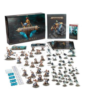 Age Of Sigmar Age Of Sigmar: Soul Wars