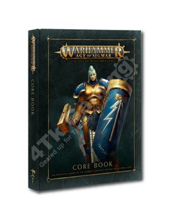Warhammer: Age Of Sigmar Core Book