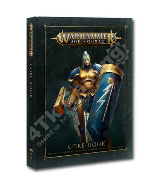 Age Of Sigmar Warhammer: Age Of Sigmar Core Book
