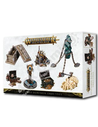 Age Of Sigmar Age Of Sigmar: Objective Markers
