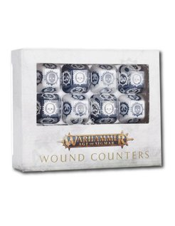 #Age Of Sigmar: Wound Counters