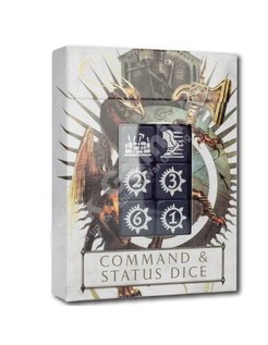 #Age Of Sigmar: Command & Status Dice