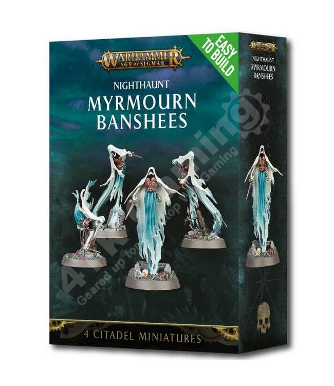 Age Of Sigmar Etb: Nighthaunt Myrmourn Banshees