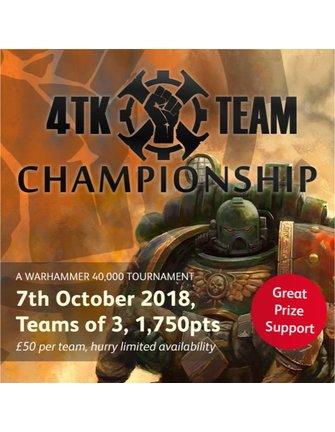 Tournaments 4Tk Team Championship
