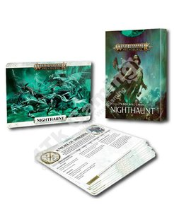Warscroll Cards: Nighthaunt