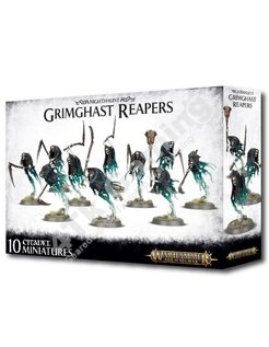 Nighthaunt Grimghast Reapers