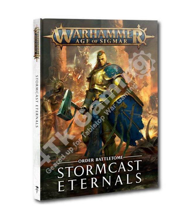 Age Of Sigmar Battletome: Stormcast Eternals (Hb)
