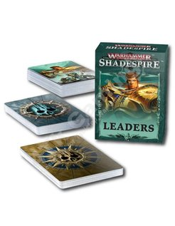 Whu: Shadespire Leader Cards