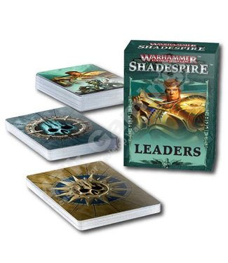 Shadespire Whu: Shadespire Leader Cards