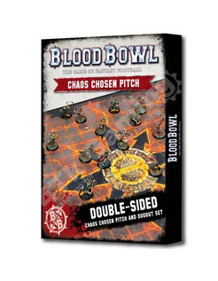Blood Bowl : Chaos Pitch & Dugouts