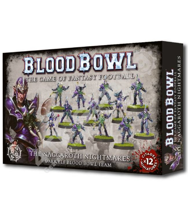 Blood Bowl Blood Bowl: Naggaroth Nightmares
