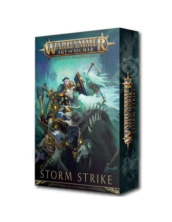 Age Of Sigmar Age Of Sigmar: Storm Strike